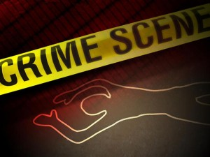 Homicide Charges - Chalk Outline