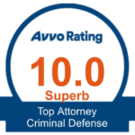 10/10 Top Rated Criminal Defense Attorney